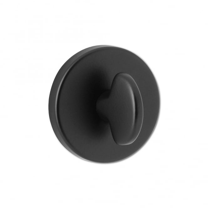 Asec Urban Black Bathroom Turn Escutcheon