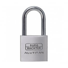 40mm Aluminium Long Shackle Padlock