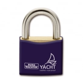 40mm Weatherproof Brass Padlock