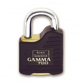 55mm Heavy Duty Brass Padlock