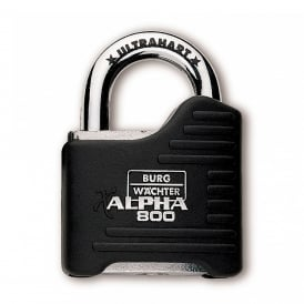 65mm Hardened Steel Padlock
