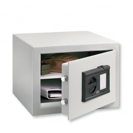 Electronic Combination and Finger Scan CityLine Freestanding Safe