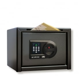 Electronic Combination HomeSafe Freestanding Deposit Safe