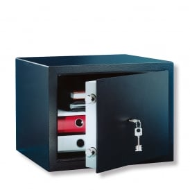Key Locking HomeSafe Freestanding Fire Resistant Safe