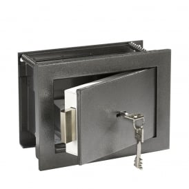 Key Locking Karat Compact Extendable Wall Safe