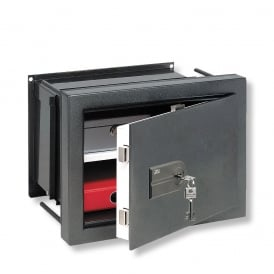 Key Locking Karat Extendable Wall Safe
