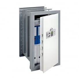 Large Electronic Combination Diplomat Wall Safe