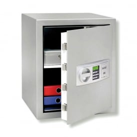 Stainless Steel Electronic Combination Karat Safe