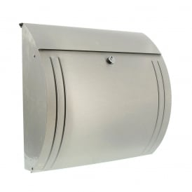 Stainless Steel Modena Post Box