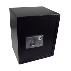 XL Electronic Combination and Finger Scan PointSafe Freestanding Safe