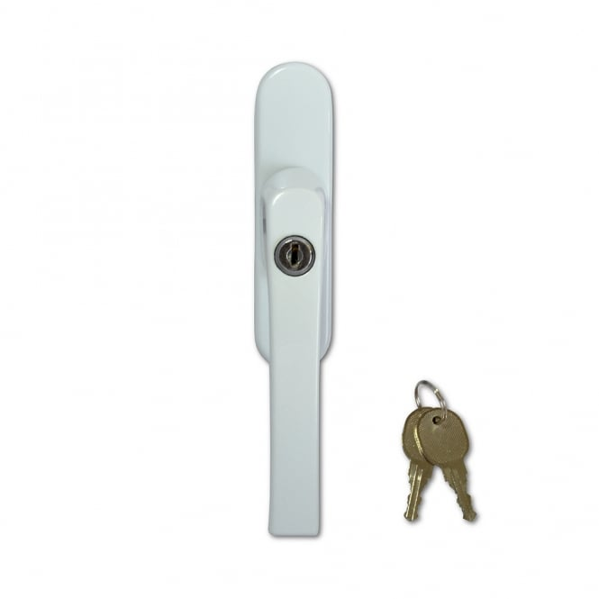 Chameleon White Adaptable Window Blade/Fork Drive Handle