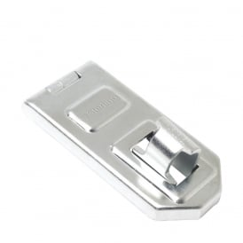 120mm High Security Disk Padlock Hasp and Staple