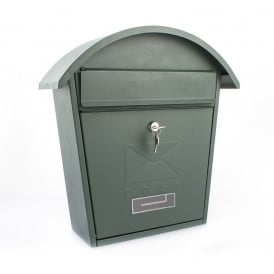 Matt Green Classic 2 Post Box