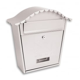Stainless Steel Classic Post Box