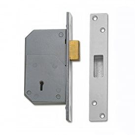 Satin Chrome 73mm 3G110 Detainer Deadlock