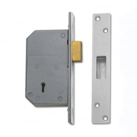 Satin Chrome 73mm 3G110 Detainer Deadlock SPMS
