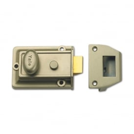Bronze 77 60mm Traditional Nightlatch - Case Only